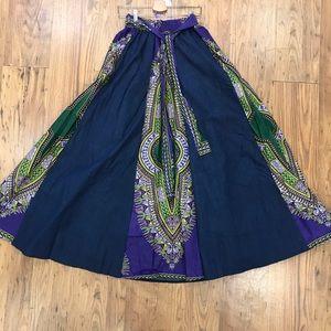 Dresses & Skirts - Dashiki skirt 🤩